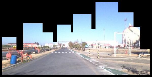 Mejora de calles en Refinería La Rábida